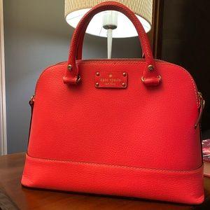 Hot Pink Kate Spade bag!!!